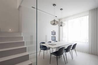 140平米三工业风风格餐厅设计图