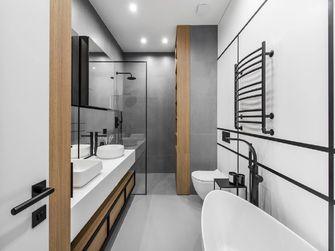 15-20万120平米三室两厅现代简约风格卫生间图片大全