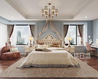 20万以上140平米中式风格卧室欣赏图