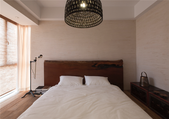 20万以上60平米日式风格卧室设计图