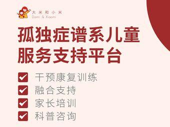 大米和小米·自闭症干预·职能OT康复(武汉中心)