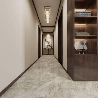 豪华型130平米三室两厅中式风格玄关设计图