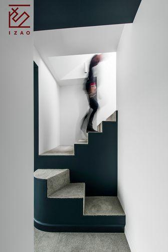 15-20万120平米复式北欧风格楼梯间装修效果图