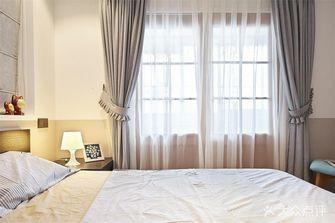 15-20万80平米现代简约风格卧室设计图