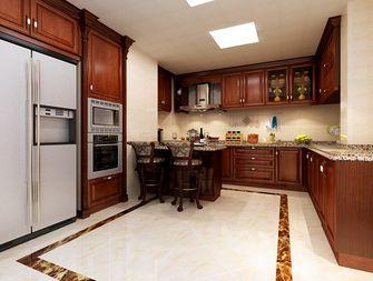 20万以上140平米四室两厅欧式风格厨房装修图片大全