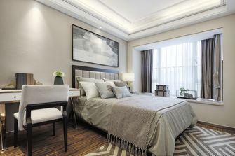 140平米四室一厅轻奢风格卧室装修案例