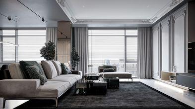 5-10万140平米三室两厅法式风格客厅装修效果图