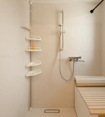 5-10万50平米小户型北欧风格卫生间设计图