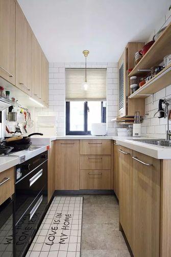 10-15万40平米小户型北欧风格厨房图片大全