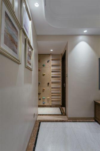 120平米三室两厅现代简约风格玄关设计图