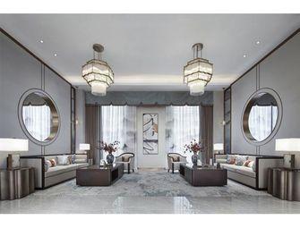 20万以上140平米四室三厅中式风格客厅装修案例