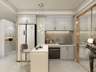 90平米法式风格厨房图片大全
