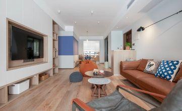 经济型140平米三室两厅日式风格客厅图片大全