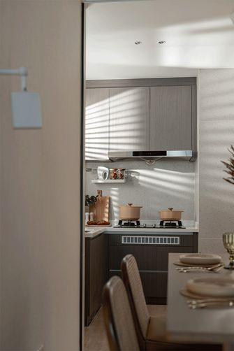 豪华型70平米三日式风格厨房图片
