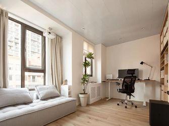 豪华型130平米三日式风格书房装修图片大全