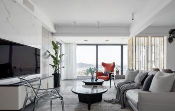 10-15万140平米三轻奢风格客厅效果图