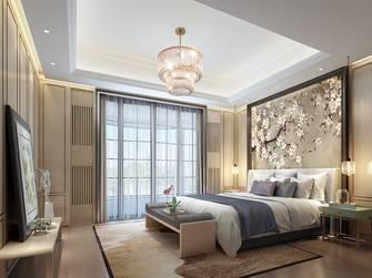 豪华型140平米复式中式风格卧室装修效果图