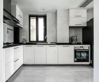 经济型80平米三室两厅港式风格厨房图片大全
