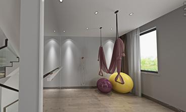 20万以上140平米四中式风格健身房图片大全