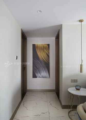 140平米三室两厅轻奢风格走廊图片大全