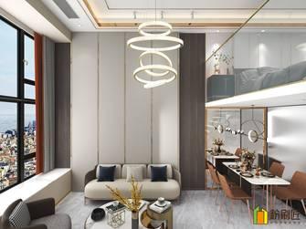 经济型40平米小户型轻奢风格餐厅图
