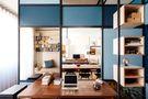 经济型50平米田园风格书房设计图