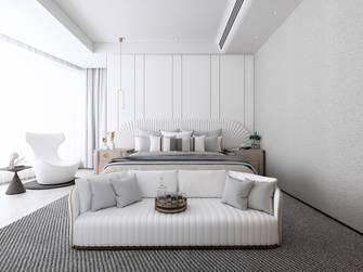 20万以上140平米三室两厅英伦风格卧室设计图