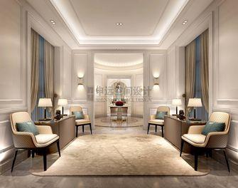 20万以上140平米别墅港式风格走廊装修效果图