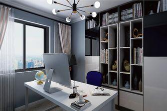 北欧风格书房设计图