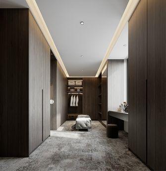 豪华型140平米别墅中式风格衣帽间效果图
