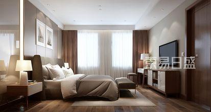 140平米别墅港式风格卧室装修图片大全