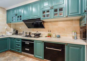 10-15万130平米三室两厅东南亚风格厨房装修案例