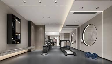 20万以上140平米别墅中式风格健身房图