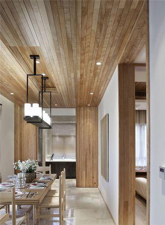 140平米四室三厅中式风格餐厅设计图