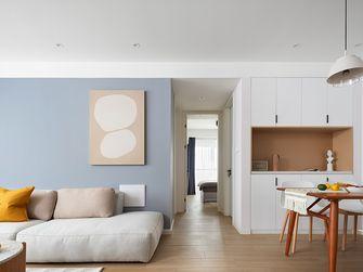 10-15万90平米三北欧风格客厅设计图