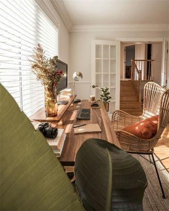 经济型80平米法式风格书房设计图