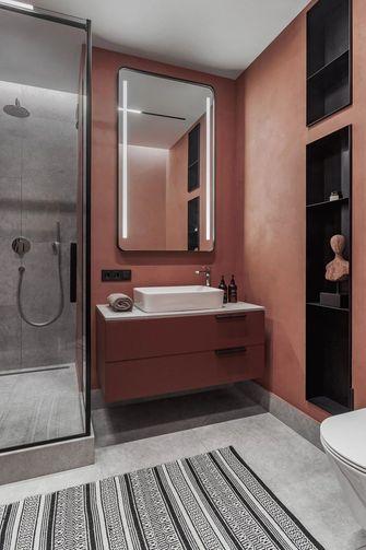 3-5万60平米公寓工业风风格卫生间装修效果图