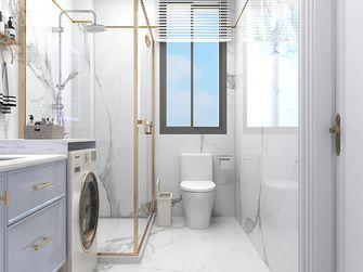 经济型120平米三室两厅法式风格卫生间图片大全
