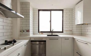 豪华型120平米三室一厅北欧风格厨房图片大全
