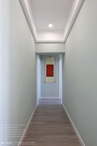 10-15万120平米三室两厅现代简约风格走廊图片大全