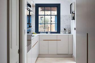 140平米北欧风格厨房设计图