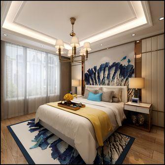 20万以上140平米复式混搭风格卧室装修效果图