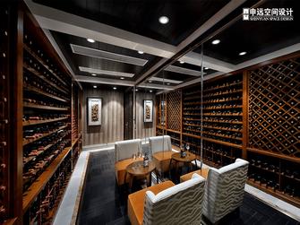豪华型140平米别墅中式风格储藏室装修效果图
