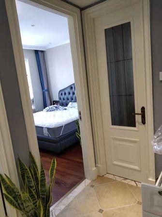 经济型120平米田园风格卧室图片大全