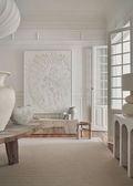 5-10万140平米三室一厅法式风格客厅图片大全