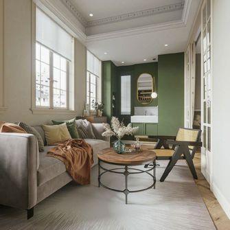 5-10万70平米公寓法式风格客厅装修图片大全