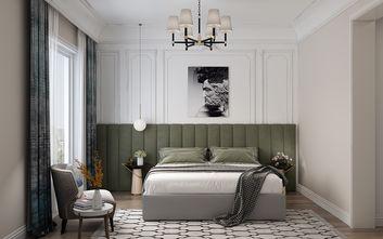 20万以上140平米别墅新古典风格卧室效果图