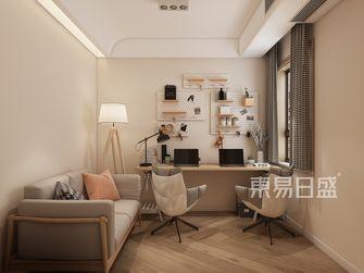 豪华型90平米日式风格书房装修效果图