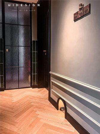 20万以上70平米混搭风格走廊设计图