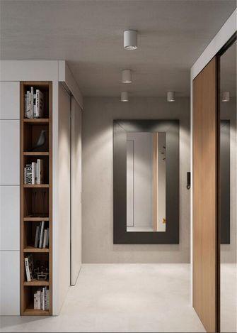 豪华型50平米一室一厅北欧风格玄关装修效果图